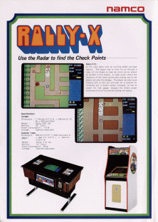 The Arcade Flyer Archive Video Game Flyers Amusement