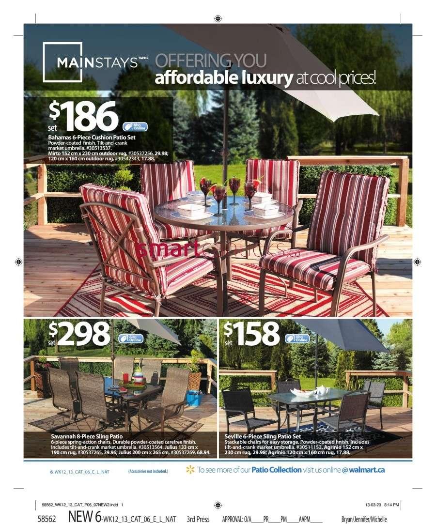 Walmart Outdoor Living flyer Apr 12 to 25 on Walmart Outdoor Living  id=64645