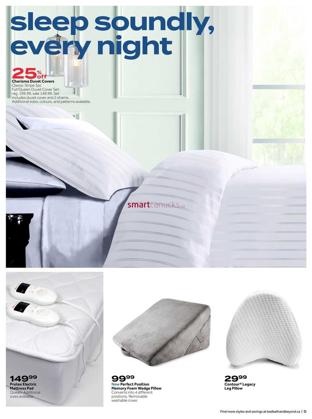 leg pillow bed bath beyond online