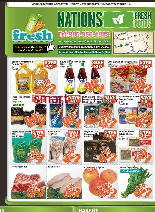 Fresh Selections Inc Vaughan