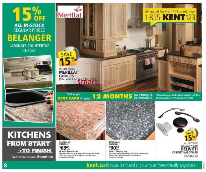Kent building supplies flyer june 13 to 19
