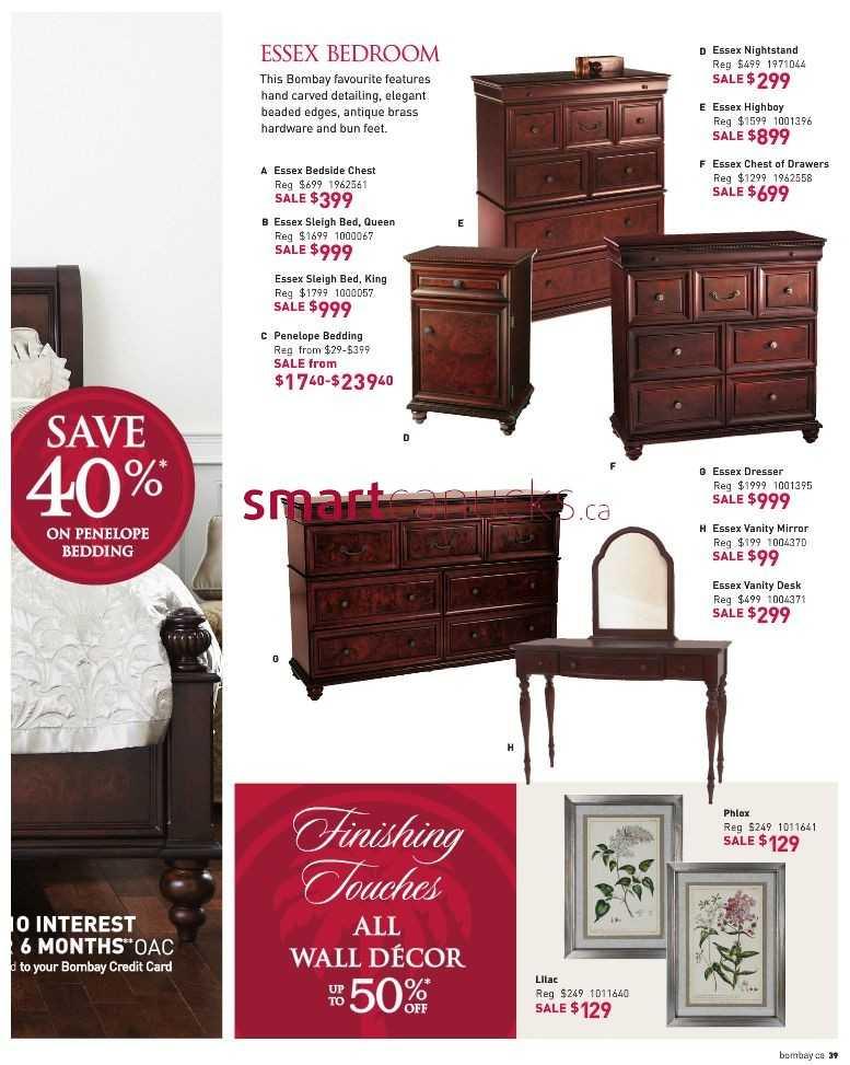 Home Catalogue Furniture