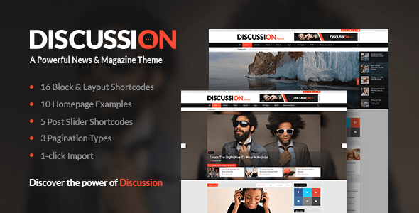 Discussion – Recordsdata Portal Theme – WP Theme Download