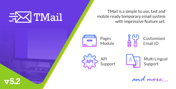 TMail – Multi Domain Brief Electronic mail Machine – PHP Script Download