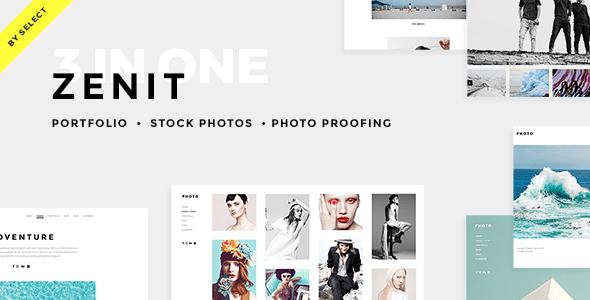 Zenit – Perfect Pictures Theme – WP Theme Download