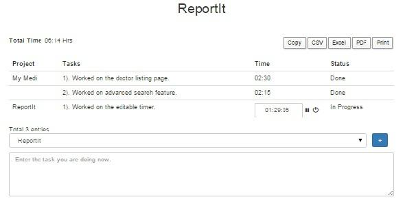 ReportIt – PHP Script Download