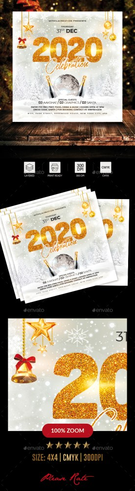 Flyers PSD – Recent Year – Download
