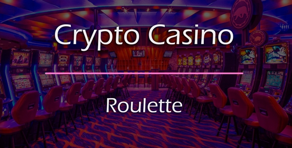 Roulette Game Add-on for Crypto On line casino – PHP Script Download