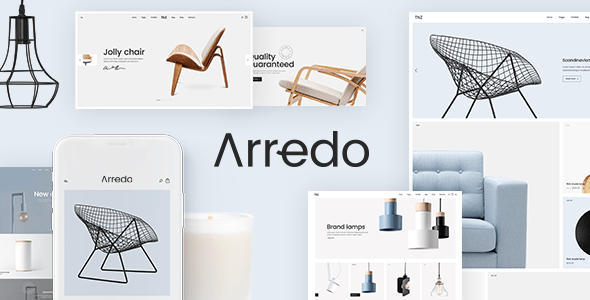 Arredo – Orderly Furnishings Retailer – WP Theme Download