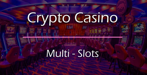 Multi Slots Game Add-on for Crypto On line casino – PHP Script Download