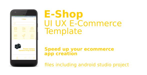 UI UX EShop E-Commerce Template – PHP Script Download