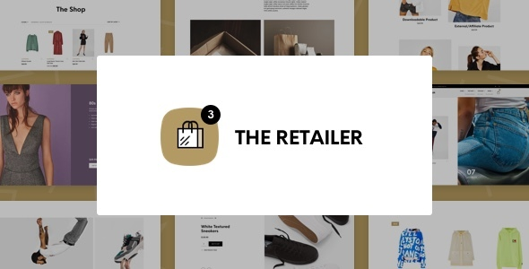 The Retailer – eCommerce WordPress Theme for WooCommerce – WP Theme Download