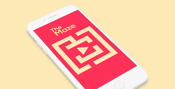 THE MAZE WITH ADMOB – IOS XCODE FILE – PHP Script Download