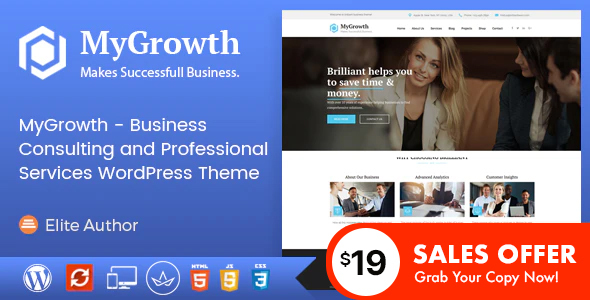 My Command – Replace Consulting and Legitimate Services and products WordPress Theme – WP Theme Download