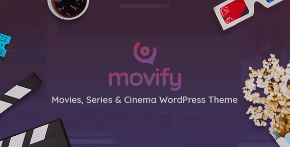 Movify – Movie and Cinema Theme – WP Theme Download