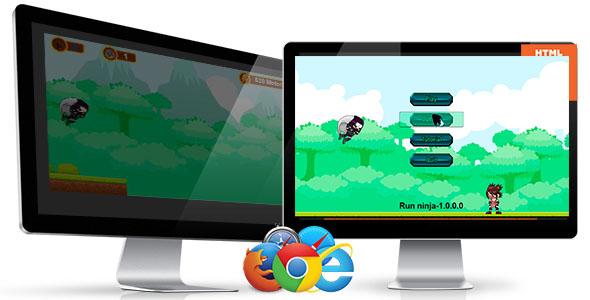 Slump Ninja-HTML5 Informal Sport  – PHP Script Download