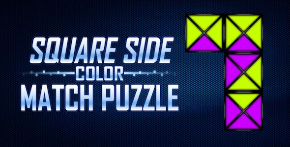 Sq. Facet Color Puzzle  – PHP Script Download