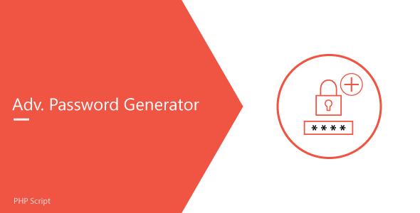 Evolved Password Generator  – PHP Script Download
