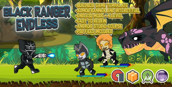Unlit Ranger Unending + Admob (BBDOC+Android Studio)  – PHP Script Download