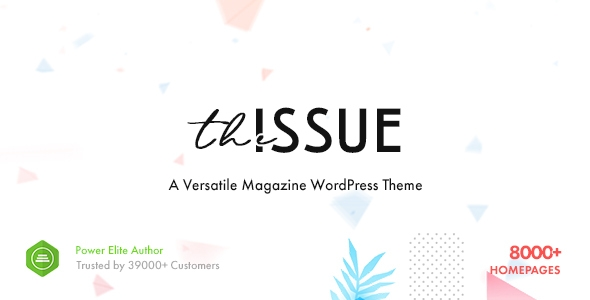 The Subject – Versatile Magazine WordPress Theme – WP Theme Download