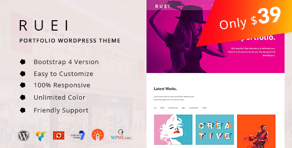 ruei ingenious portfolio wordpress theme download