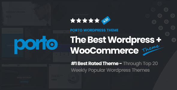 Porto | Multipurpose & WooCommerce Theme – WP Theme Download