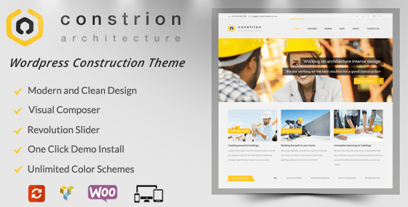 constrion construction and builder wp theme download