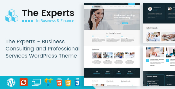 the specialists industrial consulting and skilled products and services wordpress theme download