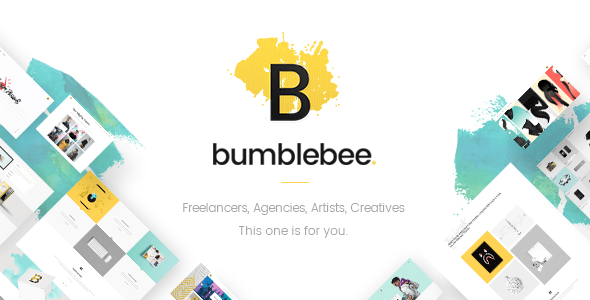 bumblebee web possess agency theme download