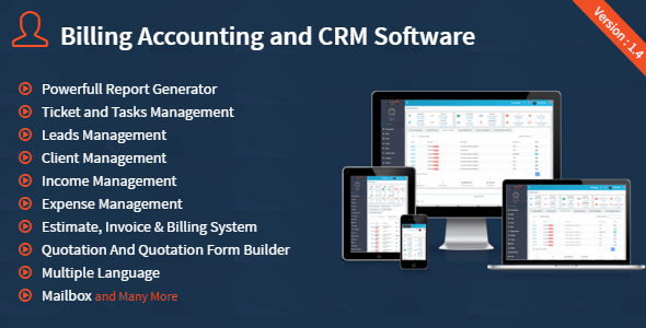 BACS – Billing Accounting And CRM Instrument – Download