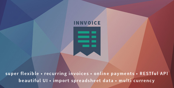 Innvoice – Flexible invoicing utility with API – Download