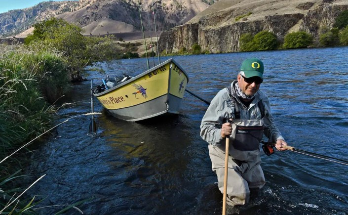 Deschutes Fly Fishing