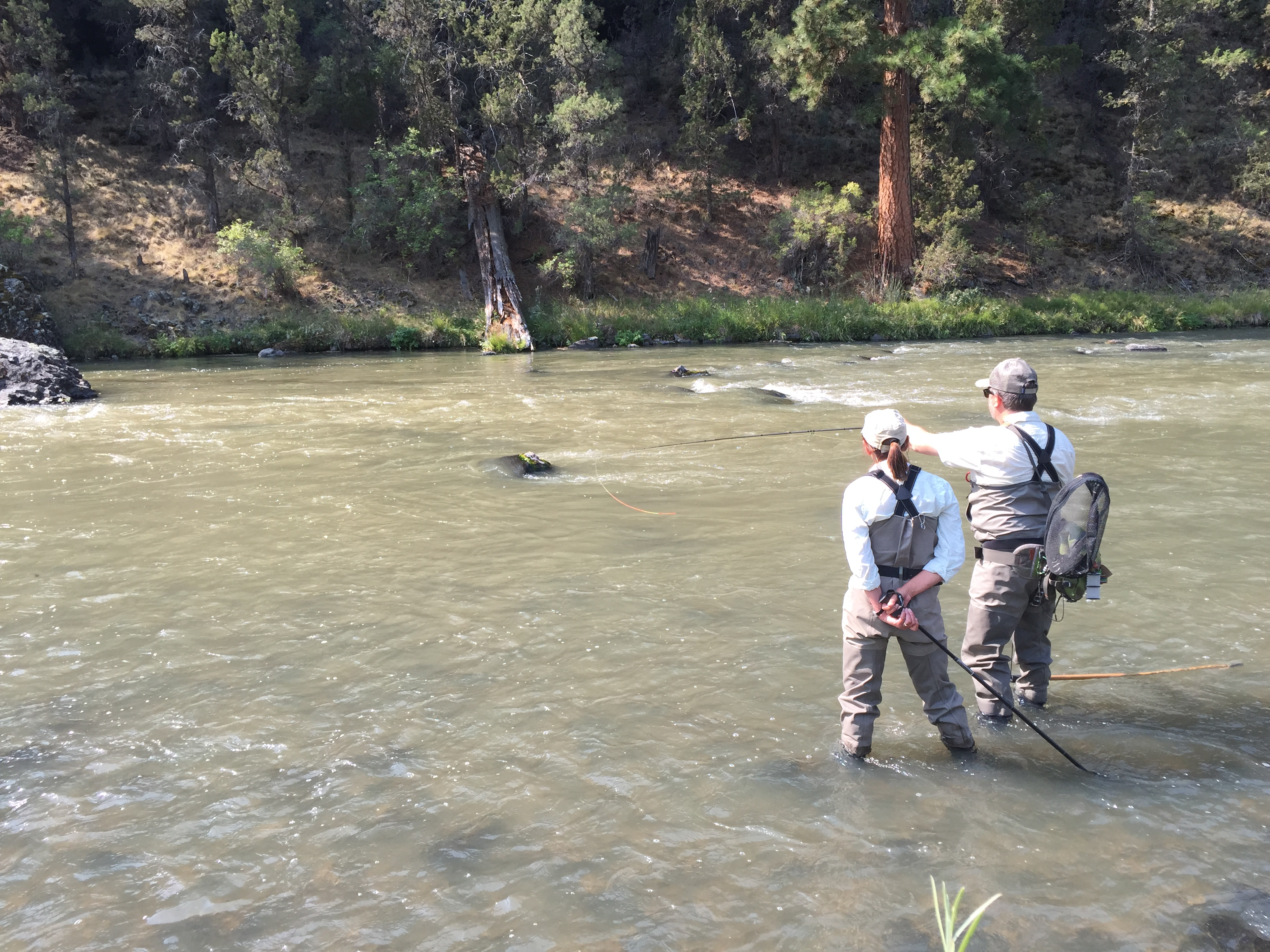 Crooked River — The Fly Fishers Place