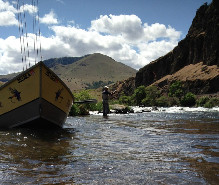 Deschutes River — The Fly Fishers Place