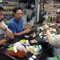 Fly Tying Workshop with Dron Lee and the Fly fishing Association of Selangor (FFAS)