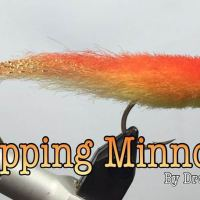 Fly Tying Workshop by Dron Lee - Part 2: Tying the Popping Minnow Fly