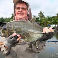 GT, Grouper and Redfish Experience for Bob at SW Jurassic