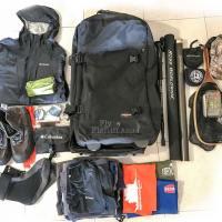 Thai Mahseer Fishing Packing Checklist