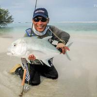 Fly Fishing In Maldives