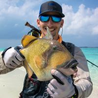 E.U. INVASION! Maldives Live-Aboard 2019 Fishing Trip