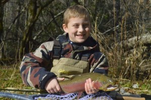 Fly Fishing, Pigeon Forge, Gatlinburg, Sevierville, Kids, Family Fly Fishing, Kids Fly Fishing,