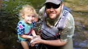 Josh Deck Fly Fishing the Smokies Guide