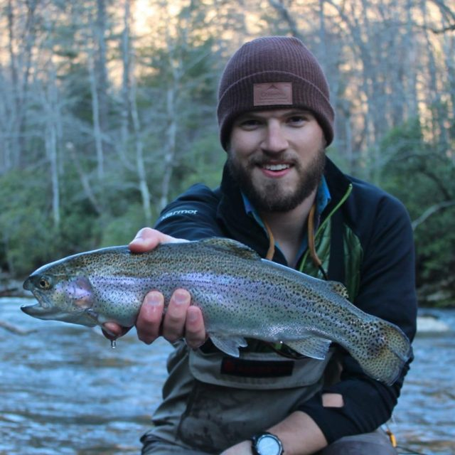 November Fly Fishing Smoky Mountains Trout Fishing In