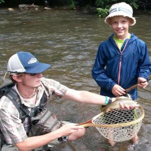 Tanner Nations, Fly Fishing the Smokies