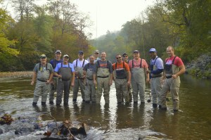 Fly Fishing the Smokies, Guided fly Fishing for Groups and events, Ole smoky Moonshine,