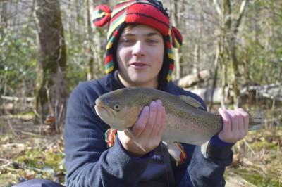 Winter 2016 Fishing Report