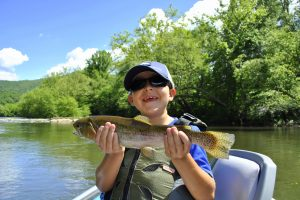 Tuckasegee River Fly Fishing, Tuckasegee River Float Trips