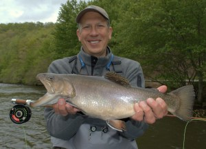 WNC Fly Fishing Trail, Tuckasegee River, Brook Trout, Fly Fishing the Smokies