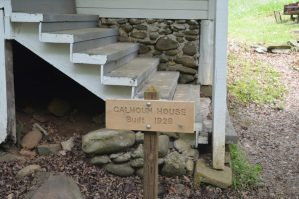 Calhoun House Hazel Creek North Carolina