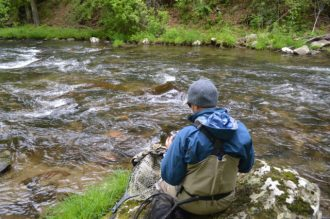 Hazel Creek Fly Fishing Guides Bryson City Great Smoky Mountains Trout Fishing Guided Trips